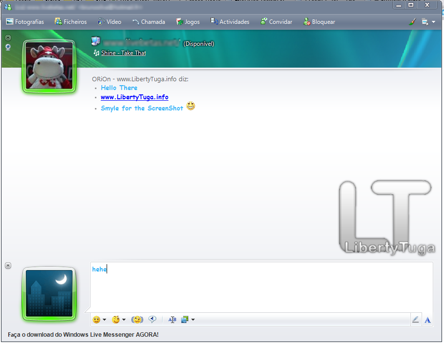Windows Live Messenger Wave 3