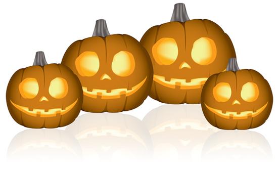 Abóboras - Halloween