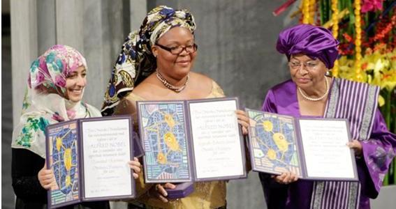 Nobel da Paz de 2011